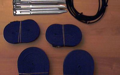 Set nastro segnacampo